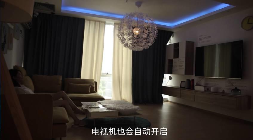 你以为智能家居就是自动开灯、拉窗帘?NO!