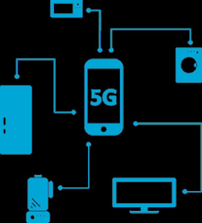 5G来了,世界又变了!