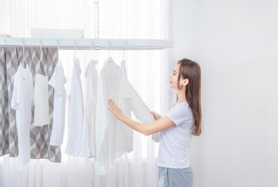 智能晾衣为什么可以如此便捷?3分钟晾干衣服不是梦