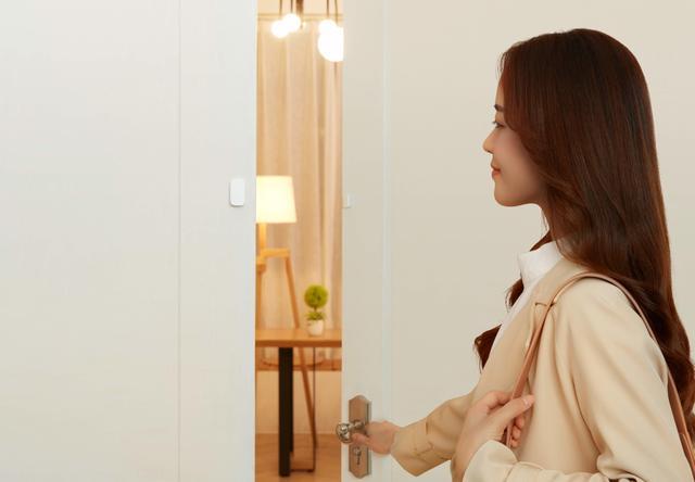 智能家居提升生活品质,Aqara智能灯控套装给她打造温馨的家