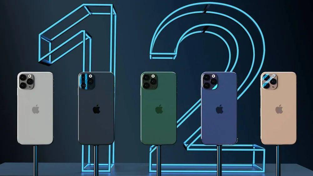 超小屏福音!iPhone 12屏幕与刘海对比爆料