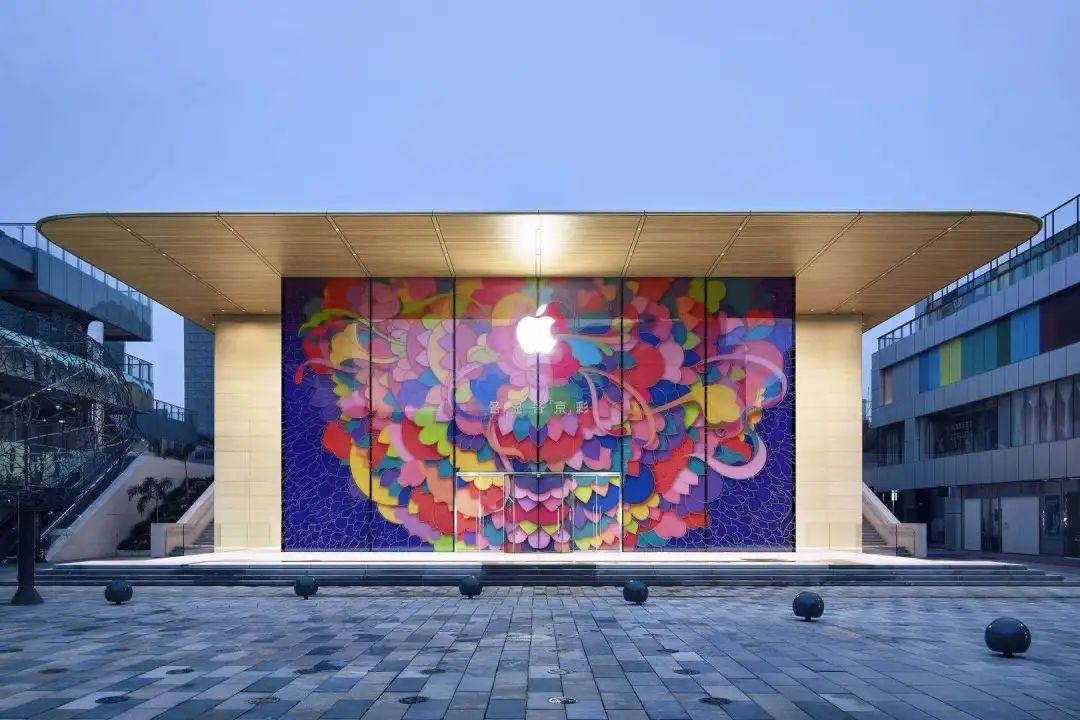 中国首家 Apple Store 被永久关闭,然后...