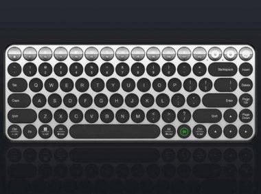 小米创新语音按键键盘,新品199元
