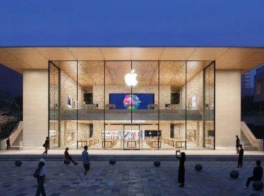 中国首家 Apple Store 被永久关闭,然后…